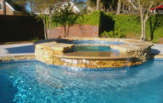Pools The Clearwater Pool Company