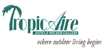 Tropic Aire logo, Custom Pool, Inground Pools, Spas, Swimming Pools, The Clearwater Company, Columbia, SC